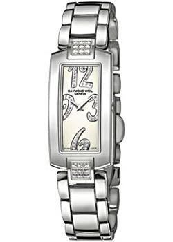 Швейцарские наручные  женские часы Raymond weil 1500-ST3-05383. Коллекция Shine