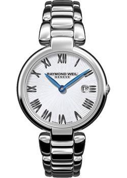 Швейцарские наручные  женские часы Raymond weil 1600-ST-00659. Коллекция Shine