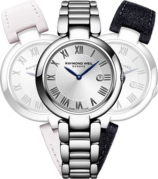 Швейцарские наручные  женские часы Raymond weil 1600-ST-RE659. Коллекция Shine
