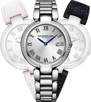 Швейцарские наручные  женские часы Raymond weil 1600-STS-RE659. Коллекция Shine