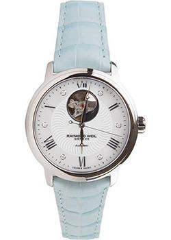 Швейцарские наручные  женские часы Raymond weil 2227-STC-00966-CLAIR. Коллекция Maestro
