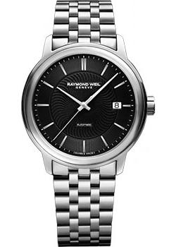 Швейцарские наручные  мужские часы Raymond weil 2237-ST-20001. Коллекци Maestro