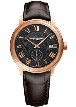 Швейцарские наручные  мужские часы Raymond weil 2238-PC5-00209. Коллекци Maestro