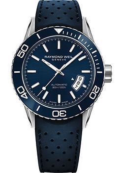 Швейцарские наручные  мужские часы Raymond weil 2760-SR3-50001. Коллекци Freelancer