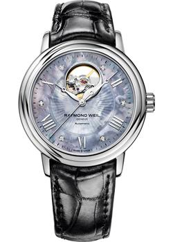 Швейцарские наручные  женские часы Raymond weil 2827-L1-00296. Коллекция Maestro
