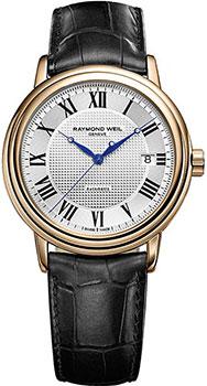 Швейцарские наручные мужские часы Raymond weil 2837-PC-00659. Коллекция Maestro