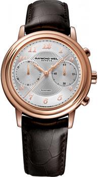 Швейцарские наручные мужские часы Raymond weil 4830-PC5-05658. Коллекция Maestro