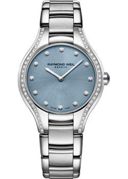 Швейцарские наручные  женские часы Raymond weil 5132-STS-50081. Коллекция Noemia