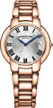 Швейцарские наручные женские часы Raymond weil 5235-P5-01659. Коллекция Jasmine