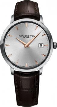 Швейцарские наручные  мужские часы Raymond weil 5488-SL5-65001. Коллекция Toccata