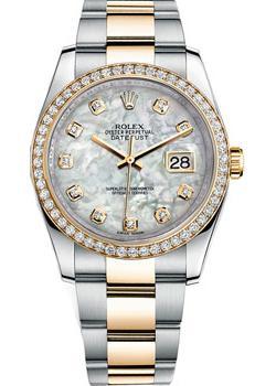 Швейцарские наручные  женские часы Rolex 116243-0027