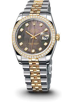 Швейцарские наручные  женские часы Rolex 116243-0036
