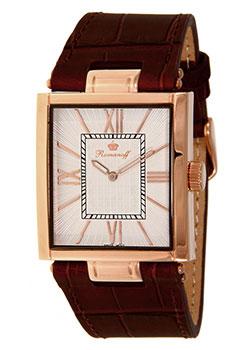 Купить Российские Наручные Мужские Часы Romanoff 103471B1Br. Коллекция Romanoff
