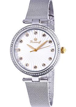 Российские наручные  женские часы Romanoff 10562TTA1. Коллекция Millano