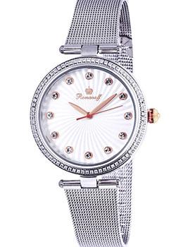 Российские наручные  женские часы Romanoff 10562TTB1. Коллекция Millano