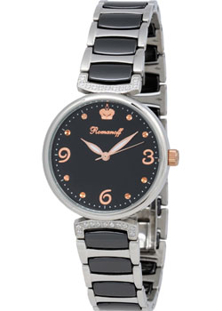 Российские наручные  женские часы Romanoff 10644T-TB3. Коллекция Romanoff