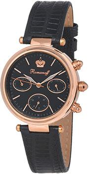 Российские наручные женские часы Romanoff 10646B3BL. Коллекция Romanoff фото