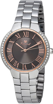 Российские наручные женские часы Romanoff 3281TTB4. Коллекция Romanoff