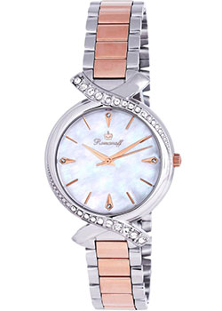 Купить Российские Наручные Женские Часы Romanoff 3411Ttb1. Коллекция Romanoff