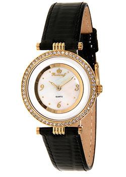 Российские наручные  женские часы Romanoff 40532A1BLL. Коллекция Slimmy