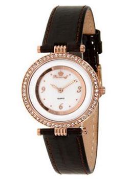 Российские наручные  женские часы Romanoff 40532B1BR. Коллекция Slimmy