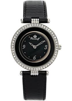 Российские наручные  женские часы Romanoff 40532G3BL. Коллекция Slimmy