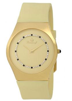 Российские наручные  женские часы Romanoff 40543A5GO. Коллекция Velure