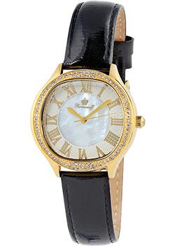 Российские наручные  женские часы Romanoff 40544A1BLL. Коллекция Classic