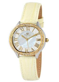Российские наручные  женские часы Romanoff 40544TTA1GOL. Коллекция Classic