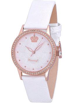Российские наручные  женские часы Romanoff 4734B1WL. Коллекция Royalty