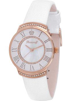 Российские наручные  женские часы Romanoff 4814B1WL. Коллекция Angel