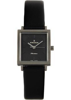 женские часы Romanson DL2133SLW(BK). Коллекция Titanium