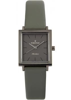женские часы Romanson DL2133SLW(GR). Коллекция Titanium