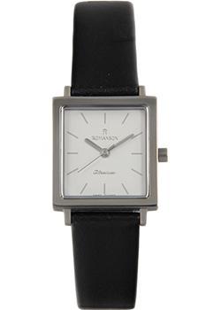 женские часы Romanson DL2133SLW(WH). Коллекция Titanium