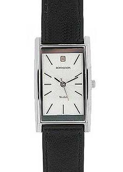 женские часы Romanson DL2158CLW(WH). Коллекция Modish