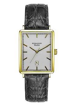 женские часы Romanson DL5163SLG(WH). Коллекция Modish