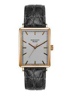 женские часы Romanson DL5163SLR(WH). Коллекция Modish