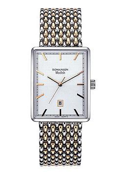 мужские часы Romanson DM5163MJ(WH). Коллекци Modish