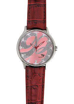 женские часы Romanson HL5154SMW(RED). Коллекция Trofish