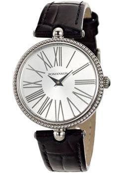 женские часы Romanson RL0362LW(WH). Коллекция Trofish