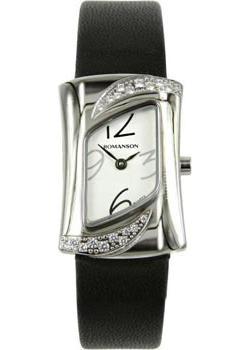 женские часы Romanson RL0388QLW(WH). Коллекция Active