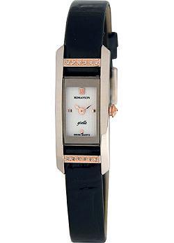 женские часы Romanson RL2901QLJ(WH). Коллекция Giselle