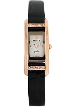 женские часы Romanson RL2901QLR(WH). Коллекция Giselle