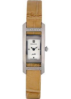 женские часы Romanson RL2901QLW(WH). Коллекция Giselle