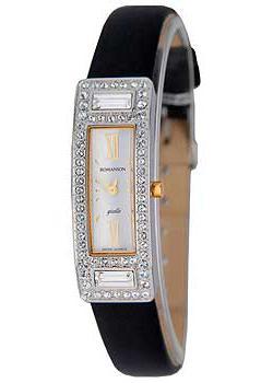 женские часы Romanson RL7244QLC(WH). Коллекция Giselle