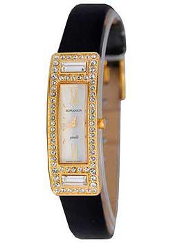 женские часы Romanson RL7244QLG(WH). Коллекция Giselle