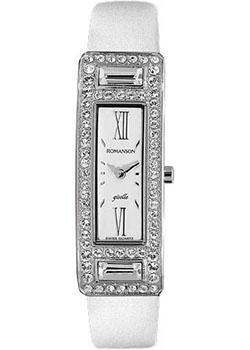 женские часы Romanson RL7244QLW(WH). Коллекция Giselle