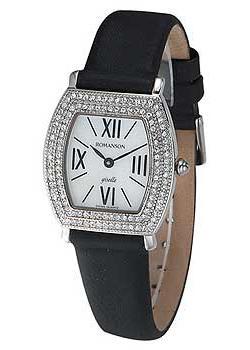 женские часы Romanson RL8209QLR(WH). Коллекция Lady Jewelry