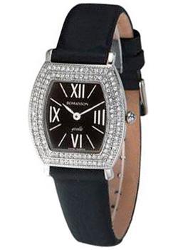 женские часы Romanson RL8209QLW(BK). Коллекция Active