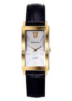 женские часы Romanson RL9206LG(WH). Коллекция Active